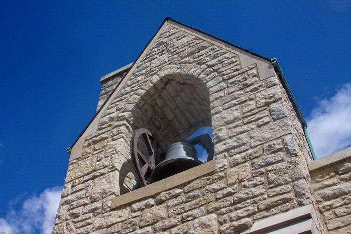 Melmore UMC Bell Tower